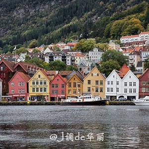 卑尔根游记图文-【挪威】卑尔根:峡湾腹地的七彩城