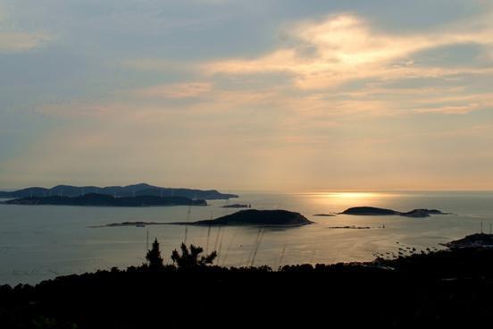 长岛,大连,蓬莱游记