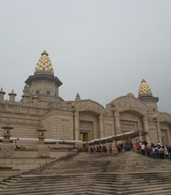 [太空游游Ctrip星球游记图片] 【i微游记】梵宫:佛文化圣殿