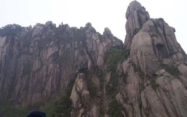 自驾车游黄山---体力极限之旅