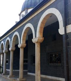 [提比里亚游记图片] 八福山上八福堂:以色列纪行九