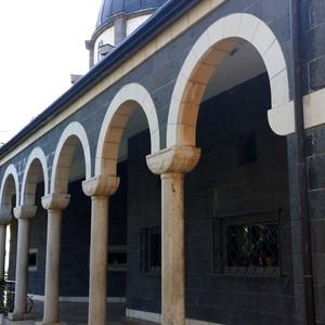 提比里亚游记图文-八福山上八福堂:以色列纪行九