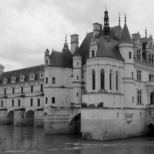 雷恩游记图文-再游欧洲--法国西班牙35天自由行(3)--圣米谢尔山,卢瓦河谷古城堡