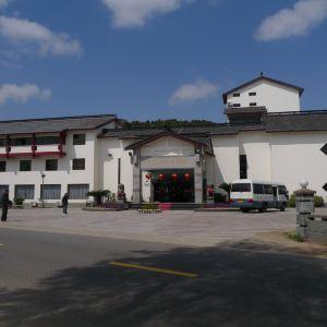 中信普陀大酒店餐厅旅游景点攻略图