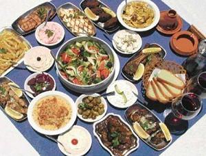 塞浦路斯游记图文-塞浦路斯的传统菜肴