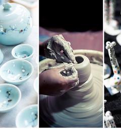 [景德镇游记图片] 【江西】景德镇 周末陶瓷集市 创意无限