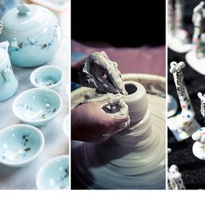 景德镇游记图文-【江西】景德镇 周末陶瓷集市 创意无限