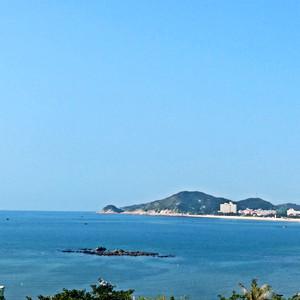 阳江游记图文-从柳州到阳江,和闺蜜的海陵岛踏浪之行(两天一夜)