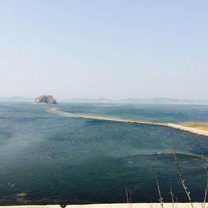 长海游记图文-大连哈仙岛的游玩,值得一去哦·