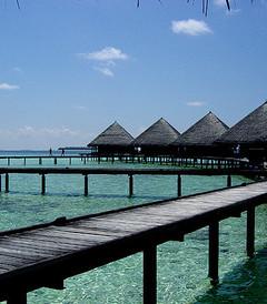 [马尔代夫游记图片] 马尔代夫绚丽岛,马来西亚吉隆坡九日二人自助游