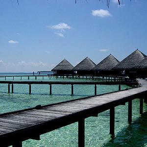 绚丽岛游记图文-马尔代夫绚丽岛,马来西亚吉隆坡九日二人自助游