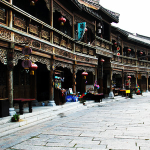 枣庄游记图文-枣庄[加游站}台儿庄古城之一