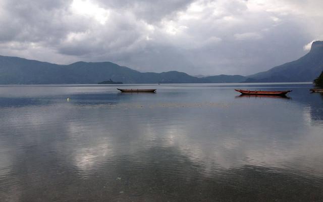 奔向泸沽湖