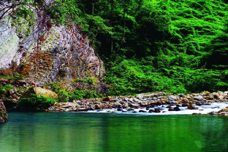 Zhangbu Scenic Area in South Guizhou1