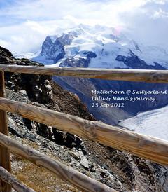 [瑞士游记图片] 【娜娜、璐璐联合出品】慢游绝美瑞士,感受湖光山色