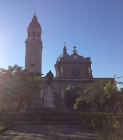 [吕宋岛游记图片] 缤纷菲律宾之玩转吕宋岛系列,D6-Manila-Intramur-SanAgustin Church