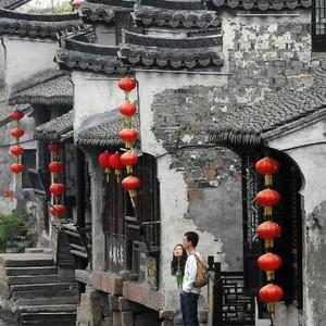 石狮游记图文-马年同里古镇两天旅游玩住吃