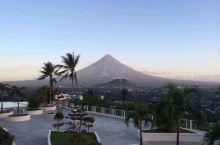缤纷菲律宾之玩转吕宋岛系列,D3-马荣火山-Cagsawa Ruins-Daraga Church