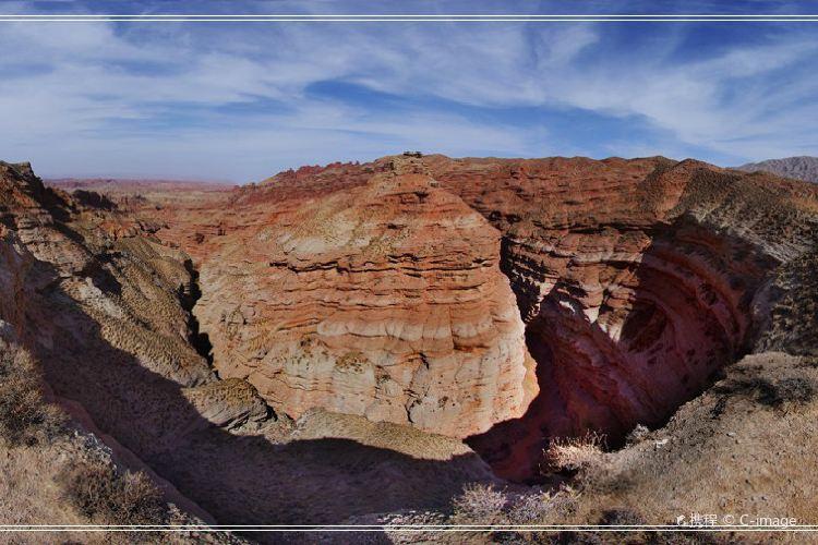 Pingshan Lake Grand Canyon3