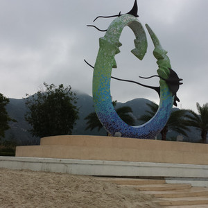 巽寮湾游记图文-惠州巽寮湾--难忘的蓝色之旅