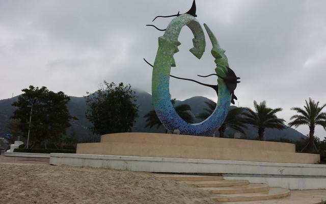 惠州巽寮湾--难忘的蓝色之旅