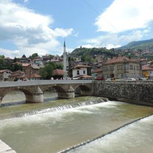 塞尔维亚游记图文-萨拉热窝的繁荣与创伤---巴尔干系列(八)