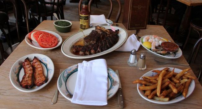 Peter Luger Steak House(BROOKLYN, NY)3