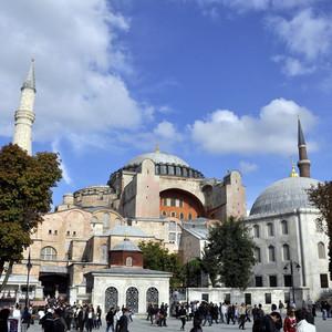 伊斯坦布尔游记图文-文明在此交汇――神奇的土耳其