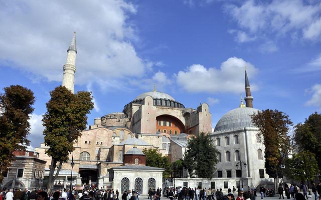 文明在此交汇――神奇的土耳其