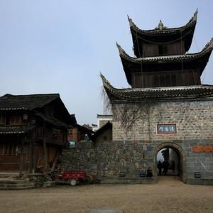 锦屏游记图文-黔东南的汉族古城--隆里