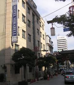 [釜山游记图片] 我的2007韩国旅行之一:住宿