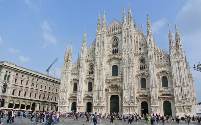 我的意大利瑞士游记-意大利201409