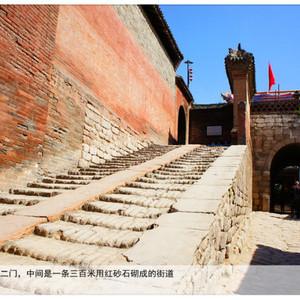 """榆次区游记图文-【山西】探寻谜一样的""""地下长城""""张壁古堡"""