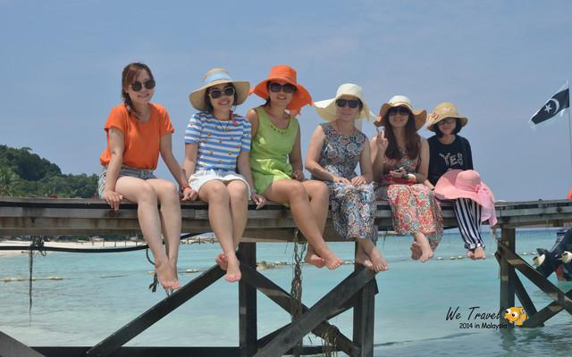 【青春6人行】用旅行记录青春—热浪、浪中、吉隆坡6闺蜜7日游