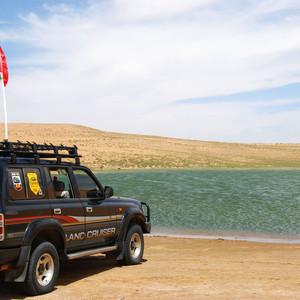 阿拉善右旗游记图文-飘飞在巴丹吉林沙漠