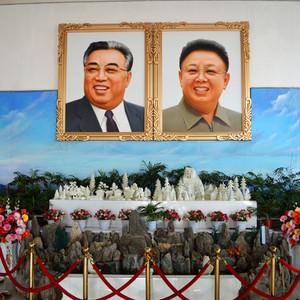 朝鲜游记图文-朝鲜,安宁哈其米嘎(你好吗)——朝鲜罗先游