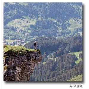 伯尔尼游记图文-阿尔卑斯之路——瑞士行山记