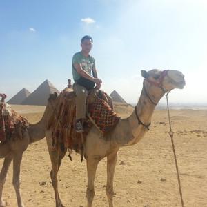 卢克索游记图文-从金字塔到迪拜塔