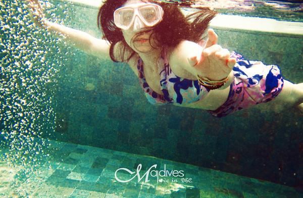 【百张照片揭开最奇幻的水下天堂】马尔代夫Maldives阿雅达ayada12月奇幻之旅——潜水篇
