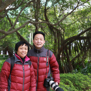 福建游记图文-厦门的高度,退休夫妇认真踏实的厦门三日自由行。(随手拍!万石植物园的花太美了)
