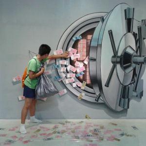 青岛特雅5D艺术馆旅游景点攻略图