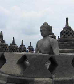 [日惹游记图片] 印尼,日惹,婆罗浮屠佛塔