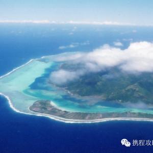 波拉波拉岛游记图文-有个人间天堂,她名字叫大溪地