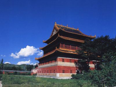 Anyuan Temple