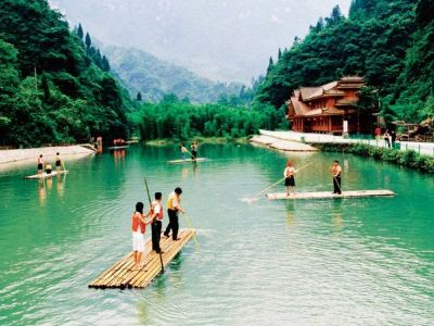 Three Gorges Bamboo Sea