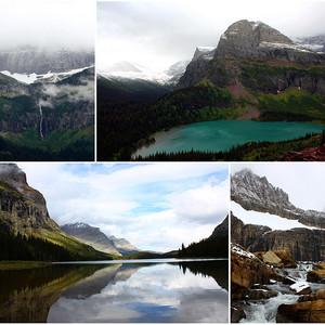 冰川国家公园游记图文-【冰川国家公园】20年内即将消失的自然美景