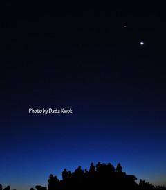 [泰山游记图片] 夜爬泰山,璀璨的夜与惊艳的日出