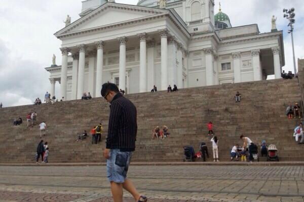 我的芬兰之旅:夏天去了地球最北的国度。。翻开照片很想念当时的气味和气氛。。