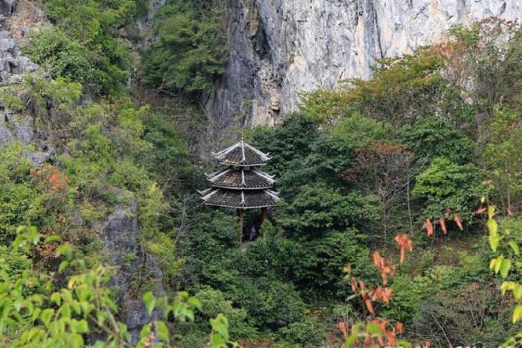 Shimen Xianhu Scenic Area1