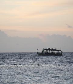 [马尔代夫游记图片] stairway to heaven--- 马尔代夫 莉莉岛  Lily beach